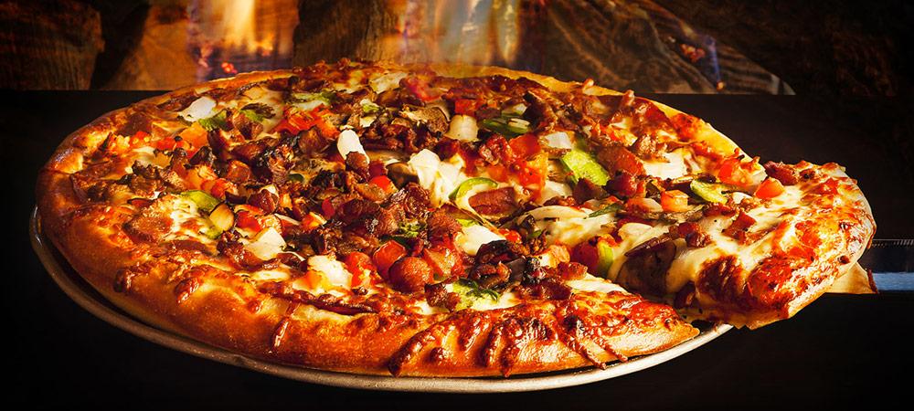 Choix de pizzas