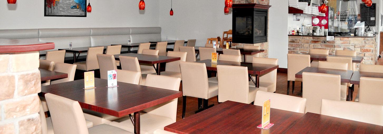 Salle à manger de la Rotisserie Excellence